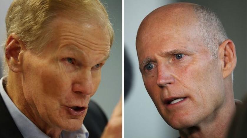 نتایج بازشماری آرای انتخابات سنا در فلوریدا اعلام شد