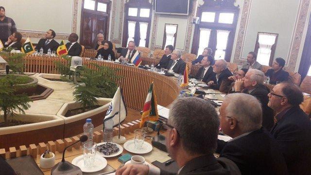 سفر هیات مجمع قانونگذاری سن پترزبورگ به اصفهان