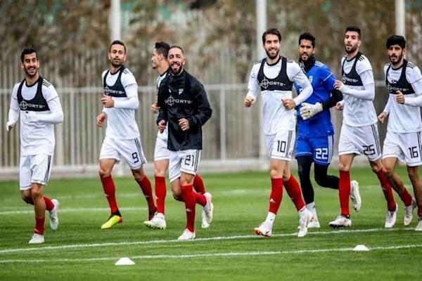 فهرست اولیه تیم ملی برای جام ملت ها ، 31 از 36
