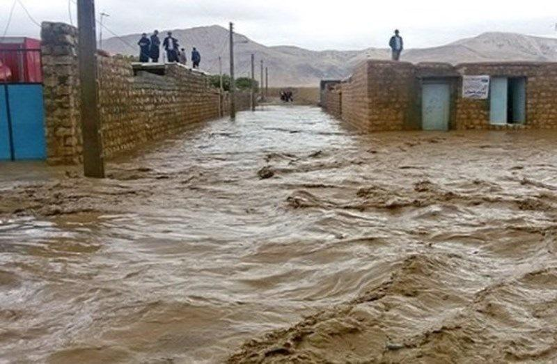 آماده باش کلیه نیروهای امدادی هلال احمر در شمال استان سیستان و بلوچستان