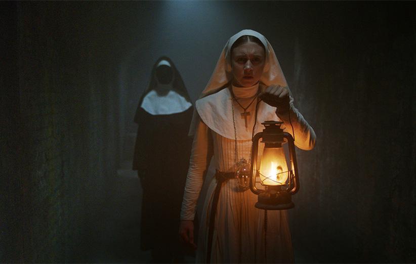 راهبه پرسودترین فیلم کم بودجه سال 2018 لقب گرفت