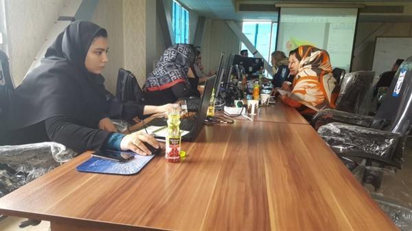 ورکشاپ تخصصی رندرینگ جواهرات در مشهد برگزار گردید