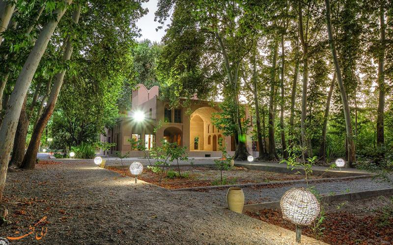 باغ پهلوان پور مهریز، اثری ملی و جهانی در استان یزد