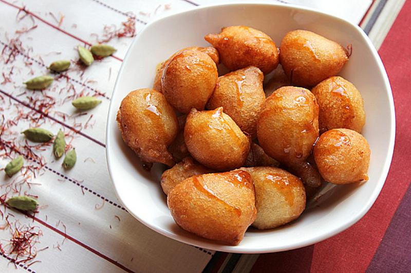 دسرهای مخصوص ماه رمضان؛ 2 طرز تهیه دسر لگیمات با تخم مرغ و بدون تخم مرغ