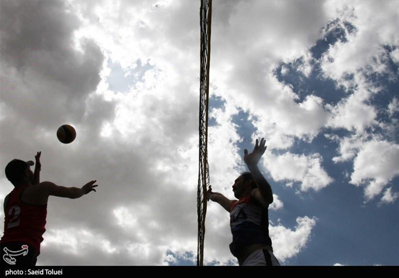 تیم ملی والیبال ساحلی به مسابقات قهرمانی جهان می رود