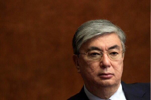 تاکایف رئیس جمهور قزاقستان شد