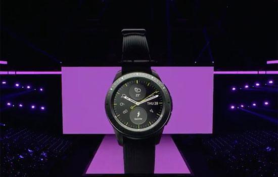 با ساعت هوشمند جدید سامسونگ آشنا شوید