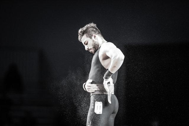 کیانوش رستمی: حتما در مسابقات جهانی شرکت می کنم، با جان و دل به جنگ المپیک می روم