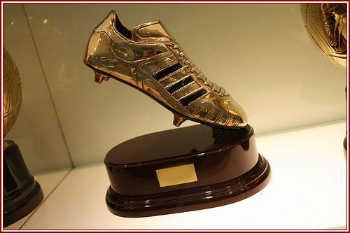 کفش طلای اروپا به کریس رونالدو رسید