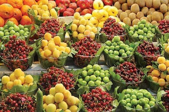 میوه بیشتر از همه گران شد