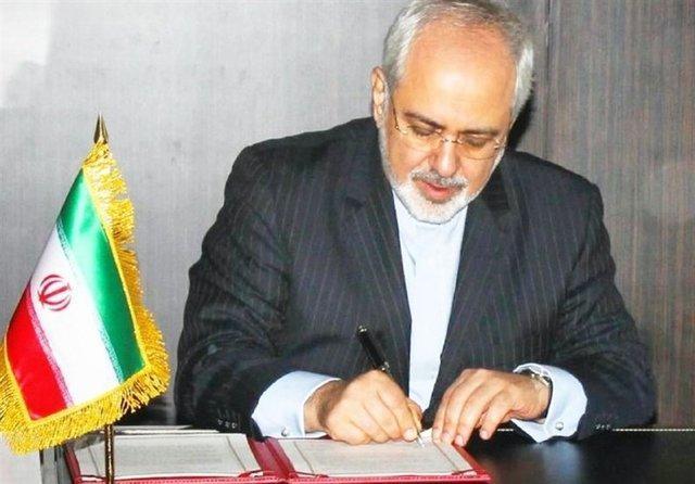 جزئیات نامه ظریف به موگرینی در خصوص گام سوم ایران