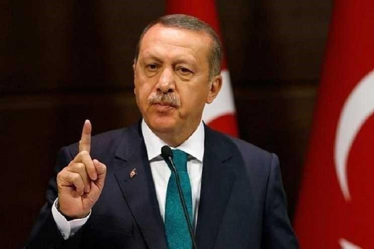 اردوغان: در مقاومت در برابر تهدیدات کوتاه نمی آییم
