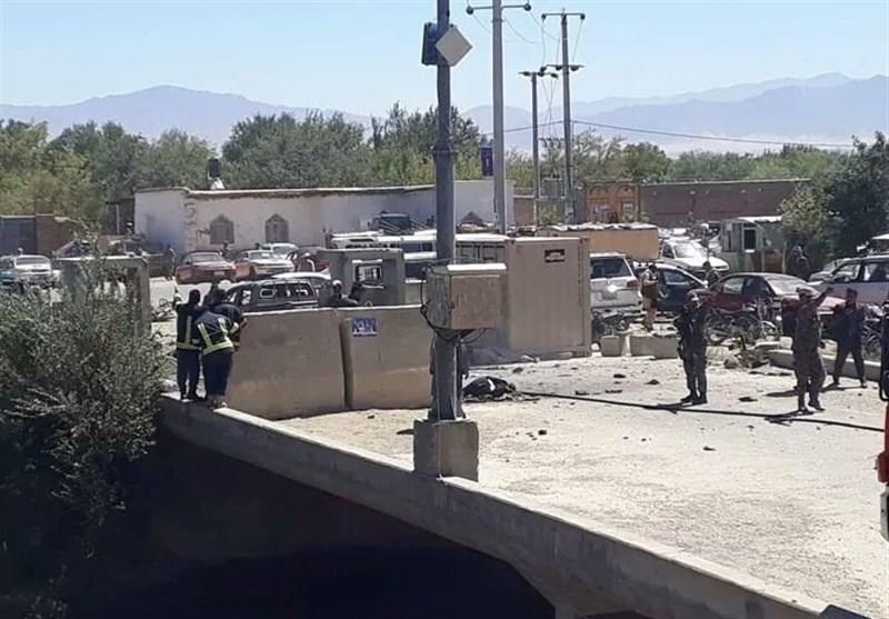 افغانستان، 2 انفجار در نزدیک گردهمایی انتخاباتی اشرف غنی 24 کشته برجا گذاشت
