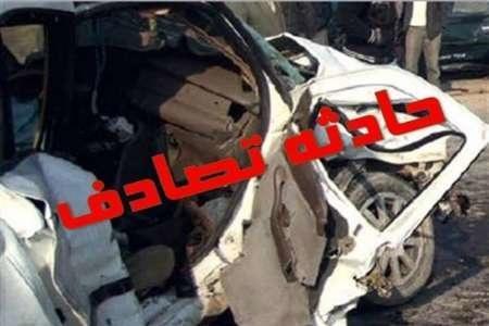 2 کشته و 7 مصدوم در حوادث رانندگی روز گذشته استان مرکزی