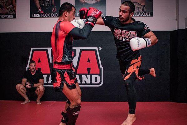 سهمم را از ورزش حرفه ای می گیرم، علی اکبری خیلی به من یاری کرد