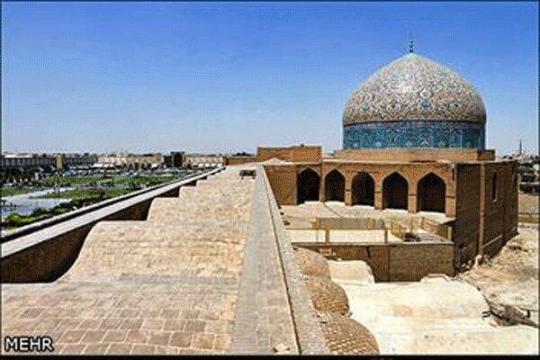 همه چیز درباره مرمت گنبد مسجد شیخ لطف الله