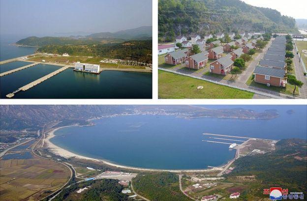 رهبر کره شمالی دستور تخریب هتل های ساخت کره جنوبی را صادر کرد