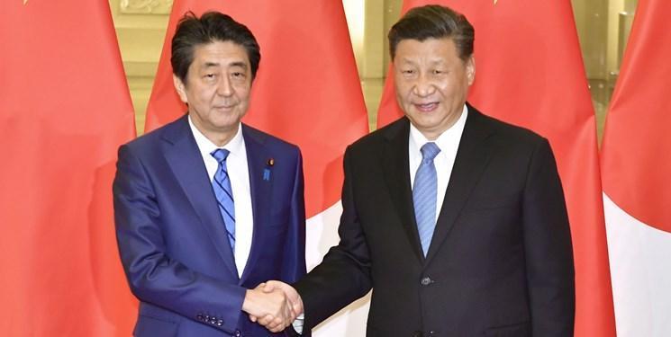 شی در ملاقات با آبه؛ چین و ژاپن نباید یک دیگر را تهدید قلمداد نمایند