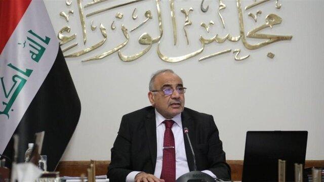 عبدالمهدی: استعفا برای پایان بحران ضروری است، مجلس فورا به دنبال جایگزین باشد