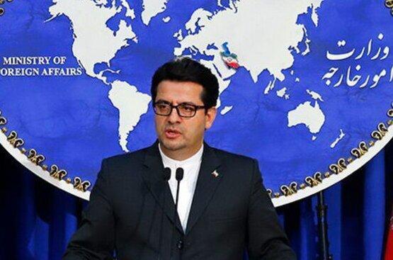 موسوی: ایران هرگونه استفاده ابزاری و سیاسی از حقوق بشر علیه کشورهای مستقل را مردود می داند