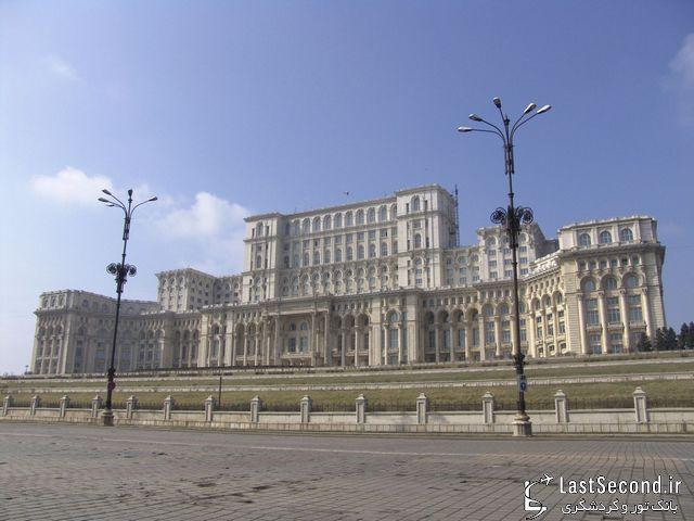 قصر دیکتاتور رومانی جاذبه تازه گردشگری