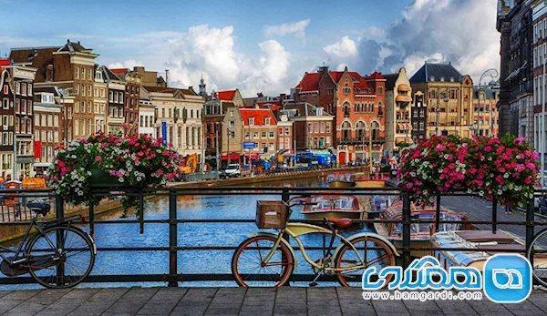 مالیات برای گردشگران آمستردام افزایش یافت