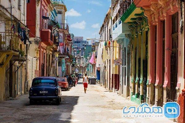 جاذبه های گردشگری کشور کوبا
