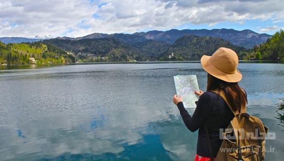 زنان بخوانند، چطور تنها سفر کنیم؟