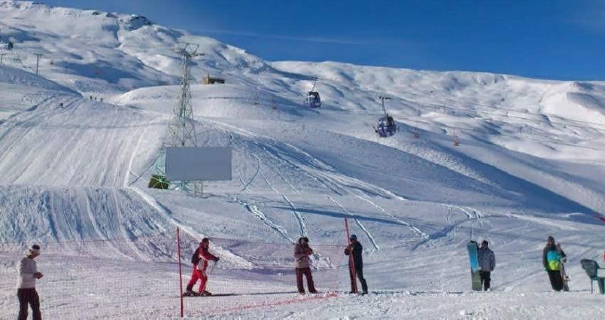 دوستداران ورزش زمستانی به بام ایران سفر نمایند