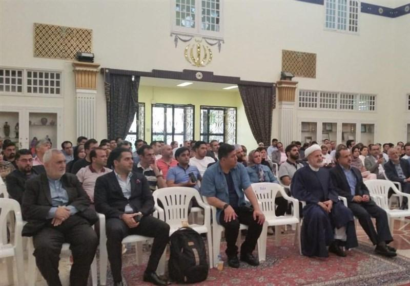 نشست صمیمانه 120 تن از فعالان تجاری کشورمان با سفیر ایران در عمان