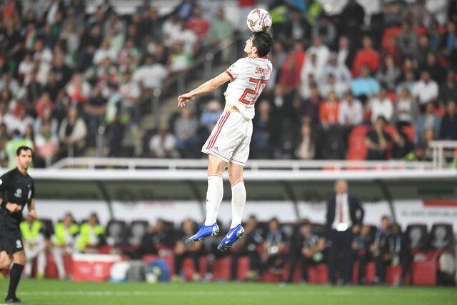 آزمون در بین 5 بازیکن برتر یک چهارم نهایی جام ملت ها