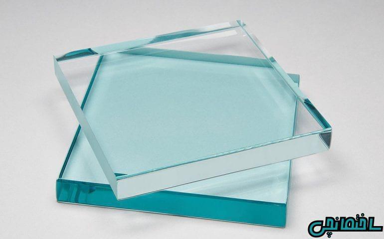 معرفی انواع شیشه