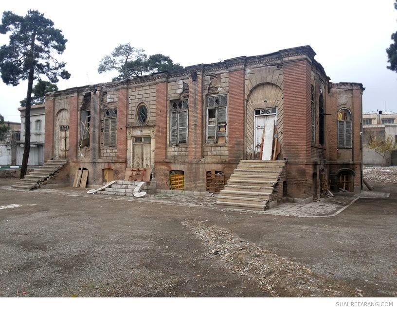 تخریب بناهای تاریخی برای مبارزه با اعتیاد!