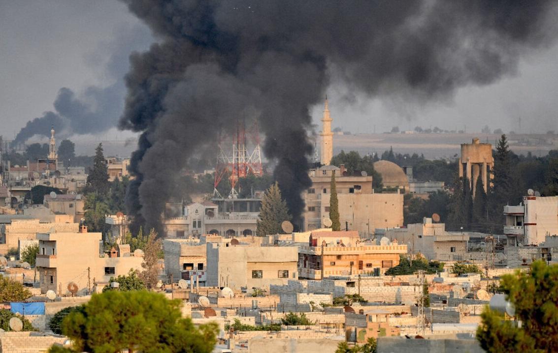 یورش تروریست ها به شهر حلب ، اقدام نظامی روسیه در قامشلی در واکنش به تحرکات آمریکا