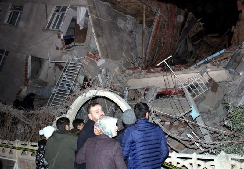 همدردی ایران با مردم و دولت ترکیه