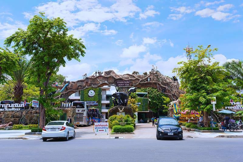 با باغ وحش دوزیت بانکوک آشنا شوید