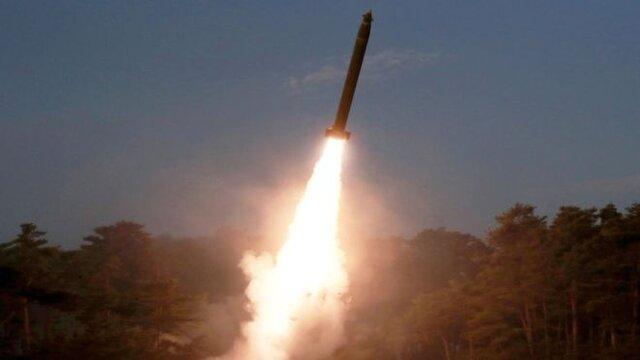کره شمالی 2 موشک بالستیک کوتاه برد شلیک کرد