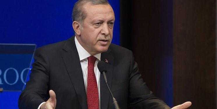 اردوغان یونان و ارمنستان را نیروهای شیطانی خواند
