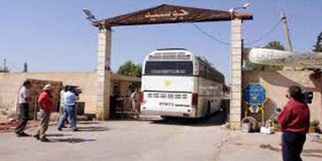 سوریه پایان ماه رمضان مرزهای زمینی با لبنان را باز می کند