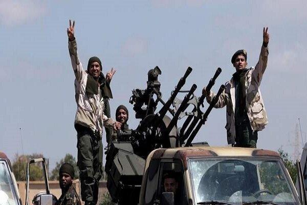 نیروهای حفتر شهر اصابعه در غرب لیبی را بازپس گرفتند
