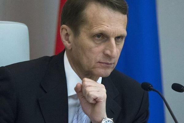 رئیس سرویس اطلاعاتی روسیه: واشنگتن مرکز دنیا نیست