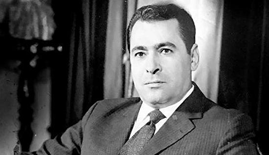 محمود خیامی؛ پدر صنعت خودروی ایران