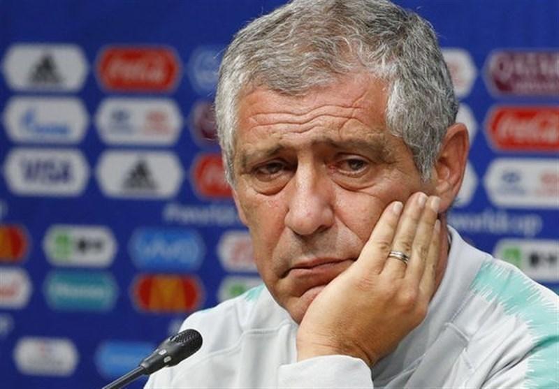 سانتوس پس از تمدید قرارداد با تیم ملی پرتغال: به بهترین نحو جواب این اعتماد را می دهم