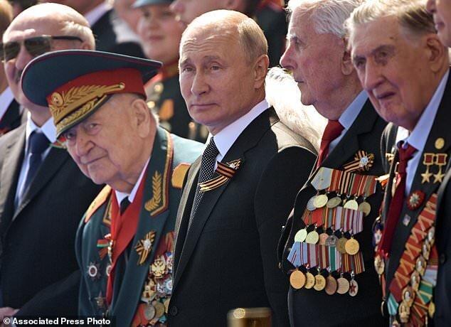 شروع ماراتن یک هفته ای همه پرسی قانون اساسی روسیه