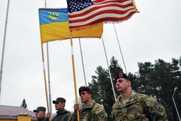 مانور مشترک اوکراین و آمریکا در دریای سیاه شروع شد