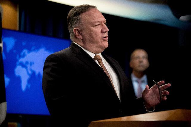 پمپئو: دنیا چین را وادار خواهد نمود تا بهای شیوع کرونا را بپردازد