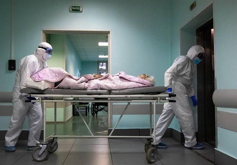 بیشترین موارد ابتلای روزانه به کرونا در روسیه طی 3 هفته اخیر