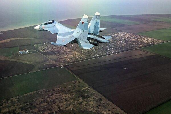 جنگنده روسیه هواپیماهای آلمانی و سوئدی را رهگیری کرد