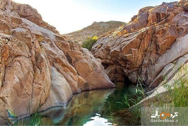 پارک هفت حوض؛ از دیدنی های جذاب سفر به مشهد، عکس