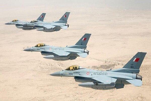 راز اعزام 4 جنگنده بحرینی به حریم هوایی قطر و اهداف پشت پرده